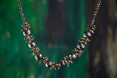 Cluster Bead Necklace - NIIRVA - 1