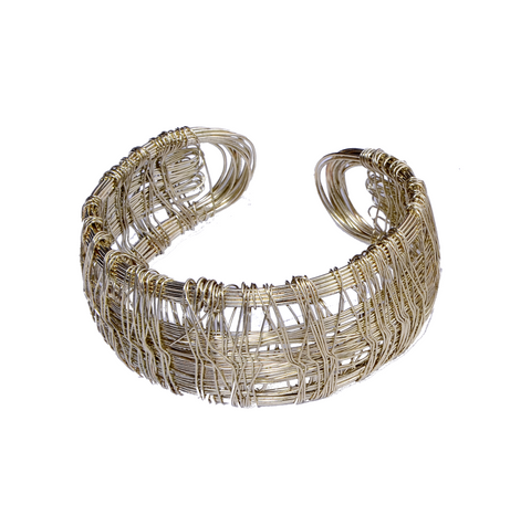 Wire Bangle - NIIRVA