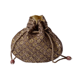 Beaded Potli Bag - NIIRVA