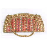 Clutch Purse with Sequins - NIIRVA - 3