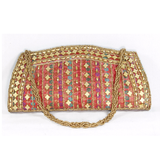 Clutch Purse with Sequins - NIIRVA - 4