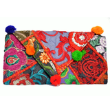Embroidered Clutch Bag - NIIRVA - 3