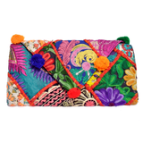 Embroidered Clutch Bag - NIIRVA - 7