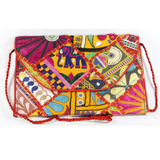 Embroidered Kutch Bag - NIIRVA - 13