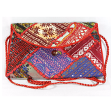 Embroidered Kutch Bag - NIIRVA - 2