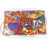 Embroidered Kutch Bag - NIIRVA - 5