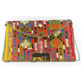 Embroidered Kutch Bag - NIIRVA - 7