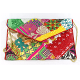 Embroidered Kutch Bag - NIIRVA - 8