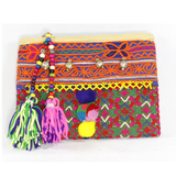 Embroidered Kutch Purse - NIIRVA - 1