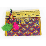Embroidered Kutch Purse - NIIRVA - 5