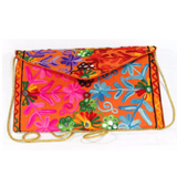 Floral Clutch Bag - NIIRVA - 2