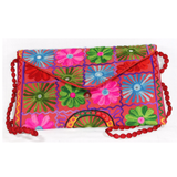 Floral Clutch Bag - NIIRVA - 4