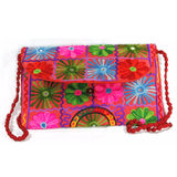 Floral Clutch Bag - NIIRVA - 7