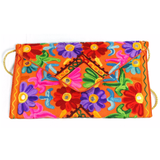 Floral Clutch Bag - NIIRVA - 8