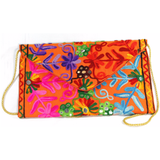 Floral Clutch Bag - NIIRVA - 9