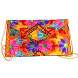 Floral Clutch Bag - NIIRVA - 6