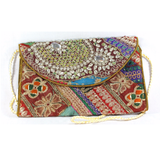 Zari Clutch Bag - NIIRVA - 11