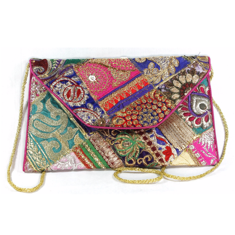 Zari Clutch Bag - NIIRVA - 1