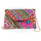 Zari Clutch Bag - NIIRVA - 2