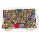 Zari Clutch Bag - NIIRVA - 5