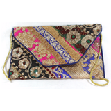 Zari Clutch Bag - NIIRVA - 7