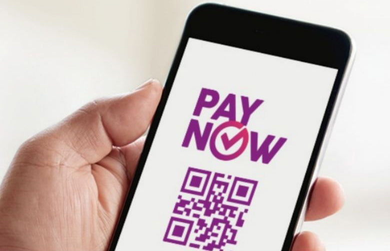 We now accept PayNow!
