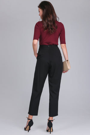 Winona Resort Pants in Black
