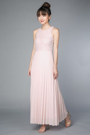 Summer Romance Maxi in Pink