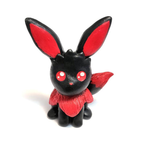 Dark Eevee Figurine
