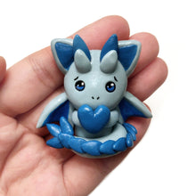 Load image into Gallery viewer, Ice Dragon Figurine