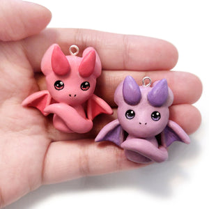 Baby Dragon Charms