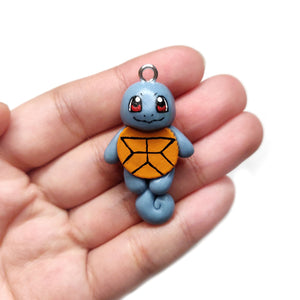 Squirtle Cookie Charm