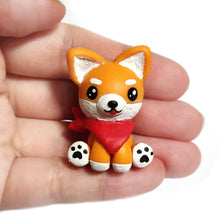 Load image into Gallery viewer, Shiba Inu Charm