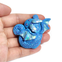 Load image into Gallery viewer, Sparkly Fairy Dragon Figurine