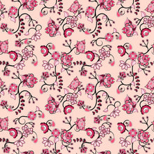 Load image into Gallery viewer, Floral Amour Cotton Poplin Fabric By the Yard