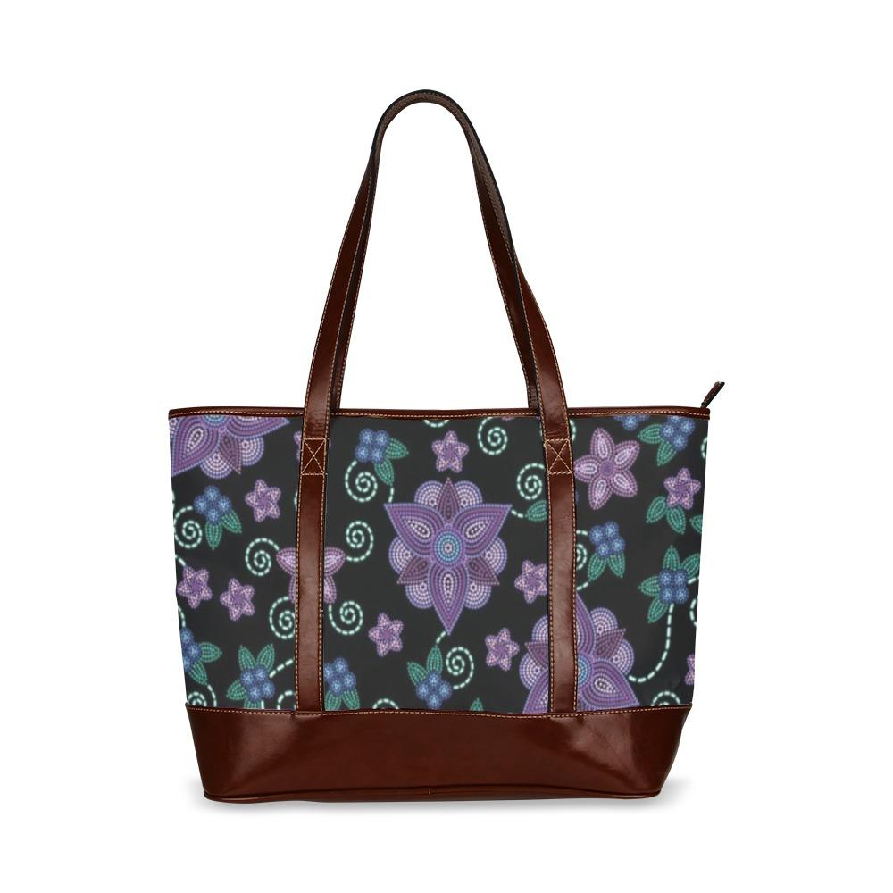 Berry Picking Tote Handbag (Model 1642) handbag e-joyer