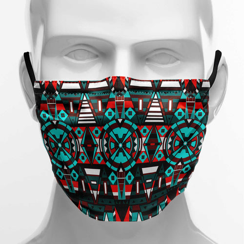 Crow Captive Winter Face Cover Herman