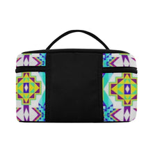 Load image into Gallery viewer, Fancy Champion Cosmetic Bag/Large (Model 1658) Cosmetic Bag e-joyer