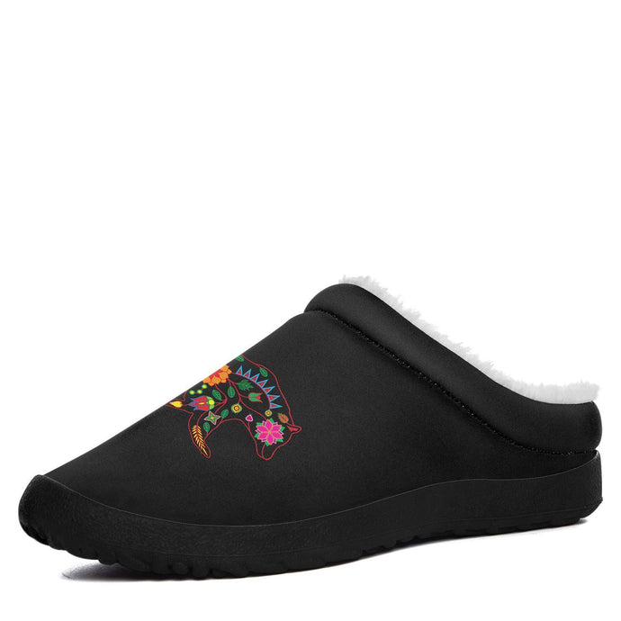 Floral Bear Ikinnii Indoor Slipper 49 Dzine