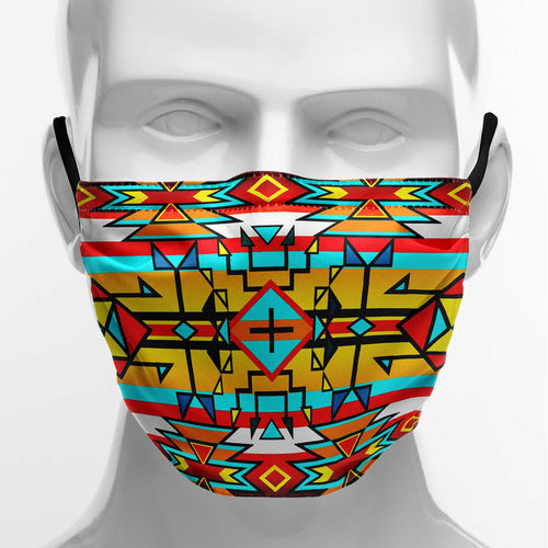 Force of Nature Twister Face Cover Herman