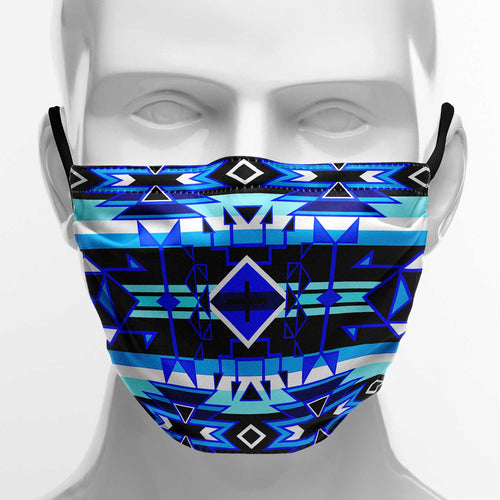 Force of Nature Winter Night Face Cover Herman