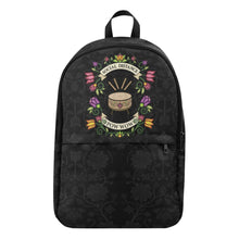 Load image into Gallery viewer, Social Distance Powwow - Floral Fabric Backpack for Adult Casual Backpack for Adult (1659) e-joyer