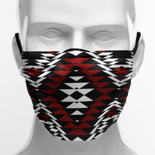 Taos Wool Face Cover Herman