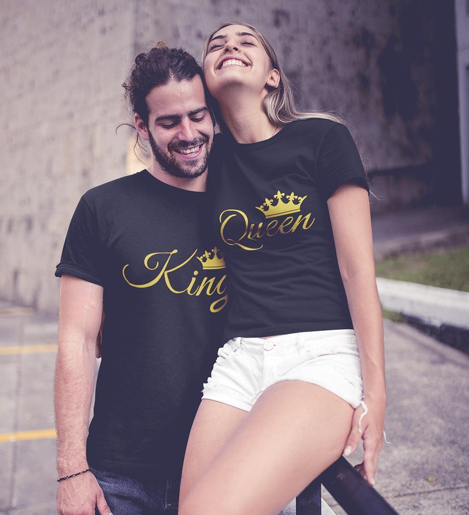 Couple T-Shirt | Funky Tees Club