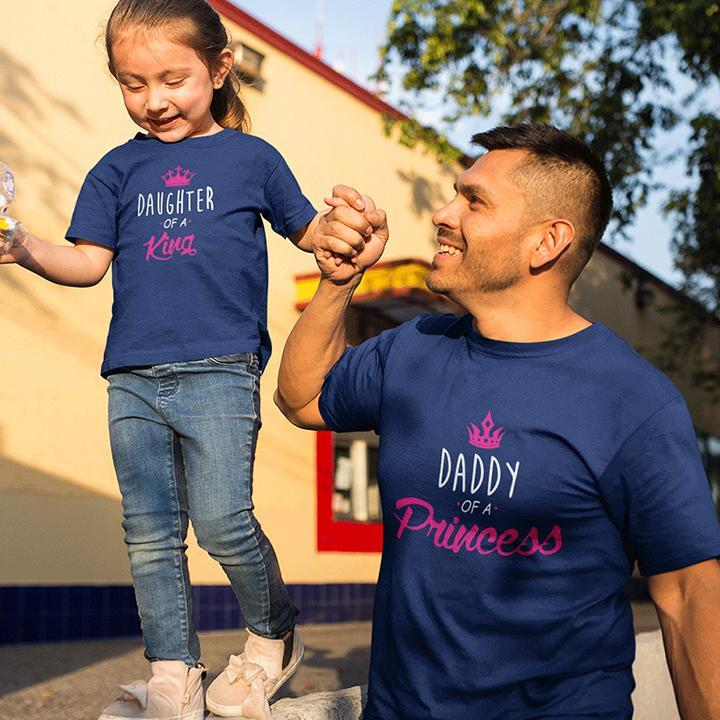 Father-Daughter | Funky Tees Club