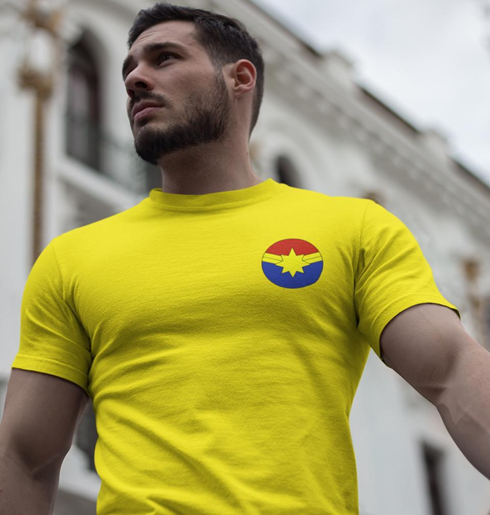 Half Sleeves T-Shirts For Men | Funky Tees Club