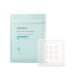 Innisfree Bija Trouble Focusing Patch (1 Sheet/9 Patches)
