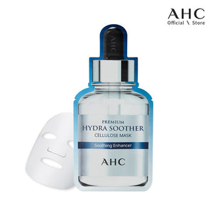 AHC Premium Hydra Soother Cellulose Mask 5ea (1 Box)