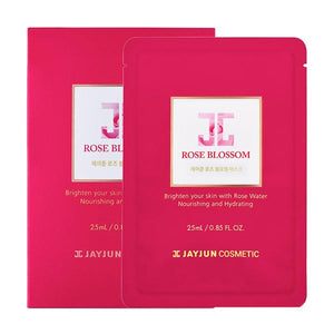 JayJun Rose Blossom Mask 25ml*10ea