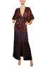 African Nomad Regular Robe - African Mud